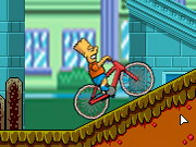 Bart On Bike