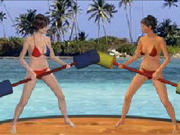 Beach Catfight